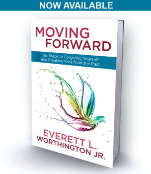 Moving Forward Book Image by Everett Worthington